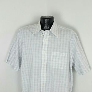 Brooks brothers men shirts cotton button up